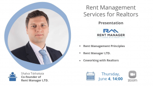 Online Presentation | Rent Management for Realtors